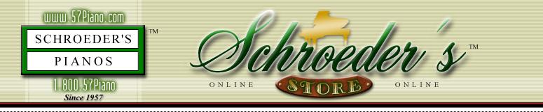 Schroeder's Pianos